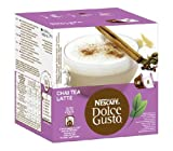 Nescafe Dolce Gusto for Nescafe Dolce Gusto Brewers, Chai Tea Latte, 16 Count