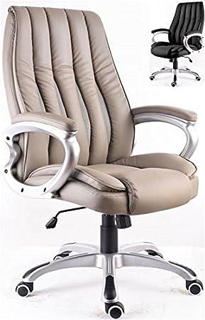 POLIRONESHOP Ginebra silla Sillón presidencial para sillas ...