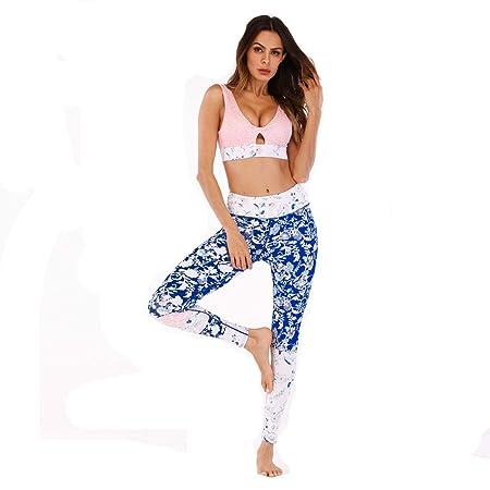 Glhkkp-sp Mono Deportivo de Yoga para Mujer Ropa Impresa de ...