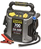 Stanley J7CS 350 Amp Battery Jump Starter with Compressor