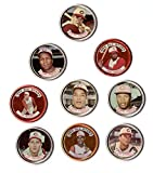 1964 Topps Coins - CINCINNATI REDS Team Set