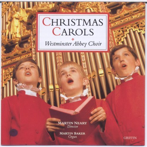 Christmas Carols from Westminster Abbey by Westminster Abbey Choir (2000-09-27) (Rock Choir Christmas)