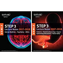 USMLE Step 3 Lecture Notes 2017-2018: 2-Book Set