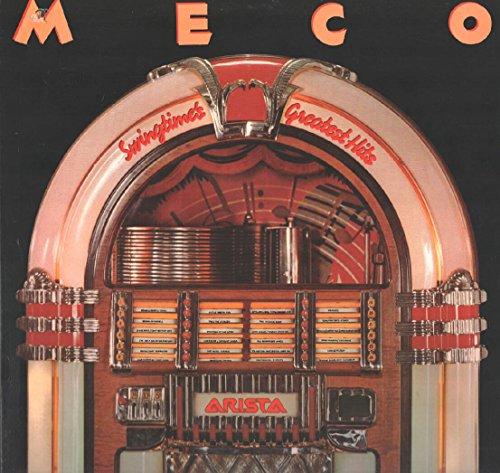 Meco: Swingtime's Greatest Hits LP VG++/NM Canada Arista AL 9605 ()