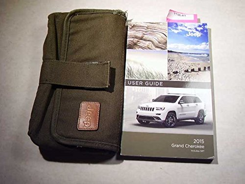 2019 Jeep Grand Cherokee Limited 4x4 Owners Manual