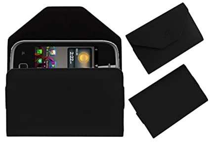 best quality 68c0d 7aed5 Acm Pouch Case for Micromax A25 Flip Flap Cover Holder: Amazon.in ...
