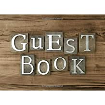 Guest Book: Vintage Vacation Home Guest Book