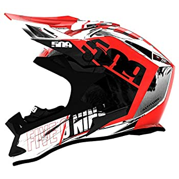 Image of 509 Altitude Helmet with Fidlock (Red Chromium - X-Large) Helmets