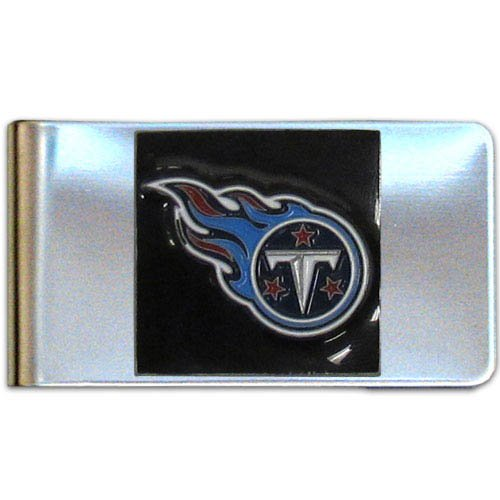 - NFL Tennessee Titans Steel Money Clip
