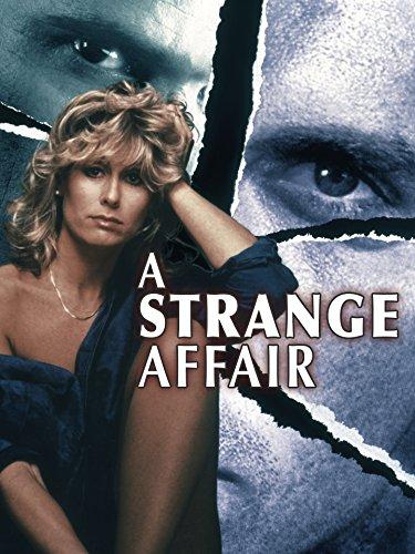 A Strange Affair - Strange Cover