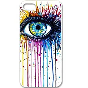 LYYF New Fashion Cool High Quality Colorful Eye Hard Case/cover for Iphone 5/5s by lolosakes