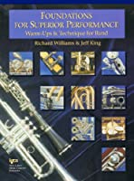 Foundations for Superior Performance-french Horn