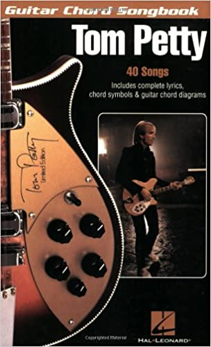Amazon.com: Tom Petty (Guitar Chord Songbooks) (0884088104528): Tom ...