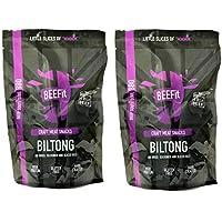 1 KG (2x500g) BBQ BILTONG preis gewonnenes BILTONG. Gluten & ZUCKER Frei, hoher Proteingehalt, PALEO, DIET Beef Jerky. Auch in 500g 250g Traditionelle, BBQ