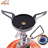 Add-gear APG Outdoor Anti-scald Portable Gas Stoves Best Mini Camping Cooking Equipment