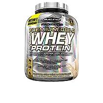 MT Pro Series Premium Gold 100% Whey Protein French Vanilla Creme 4lbs (1.81kg) CA