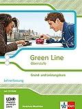 Green Line Oberstufe - Ausgabe 2015 / Schülerbuch mit CD-ROM Klasse 11/12 (G8), Klasse 12/13 (G9).  Ausgabe für Nordrhein-Westfalen: Grund- und Leistungskurs