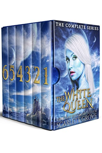 The White Queen: Complete Series (Brides of Draxos Book 1)