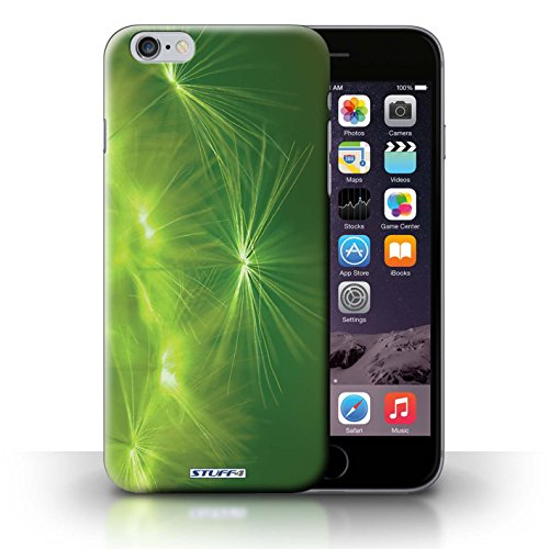 Hülle Case für iPhone 6+/Plus 5.5 / Grün Entwurf / Life Light Collection