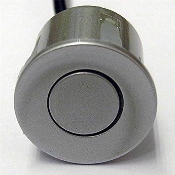 AUTOOUTLET 1 Capsula detector ultrasonidos Plata -: Amazon.es: Coche y moto