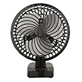 Varshine Hotline Junior || Ashoka Air Wall Cum Table Fan || With Powerful High 3 Speed Motor || High Speed || Copper Winding || 6 Inch (225Mm) || A-01