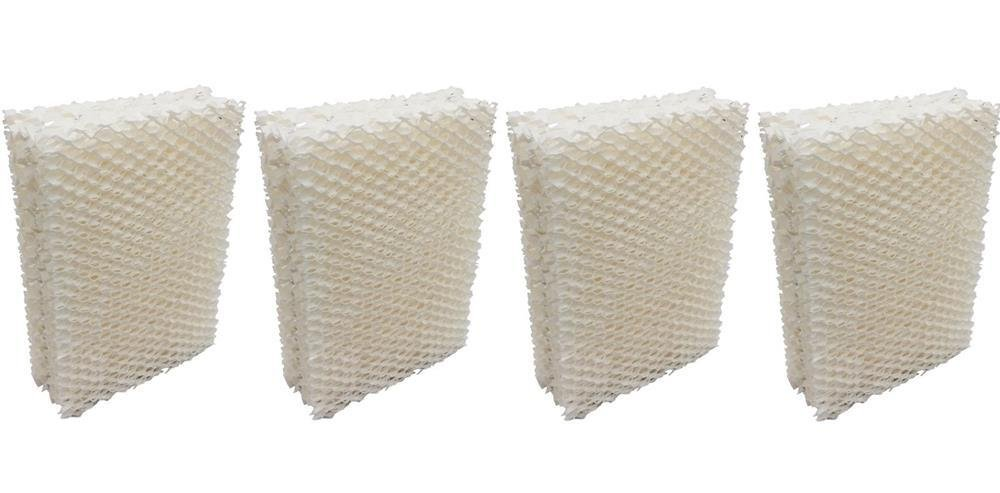 Heating, Cooling & Air Humidifier Wick Filter for Emerson Essick Air HDC-12 - 4 Pack