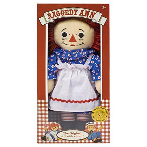 Basic Fun Raggedy Ann 14