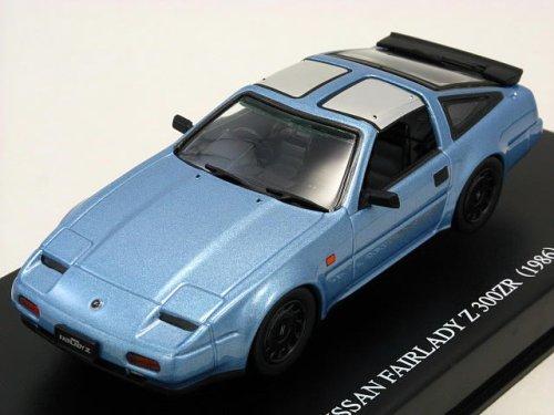 1/43 Z31フェアレディZ300ZR ブルー 78020