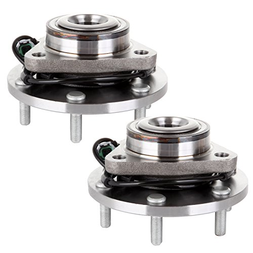 nissan titan wheels bearing rear - 9