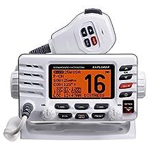 Standard Horizon GX1600W Vhf, Explorer, Optional Remote, White,