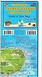 Cayman Islands Dive & Adventure Guide Franko Maps Waterproof Map
