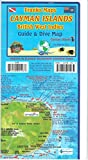 Cayman Islands Dive and Adventure Guide Franko Maps Waterproof Map