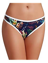 Swimsuit Freya Panties Bresilienne Club Tropicana Multicolor
