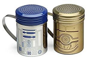 Disney Star Wars R2-D2 and C-3PO Spice Shaker Set