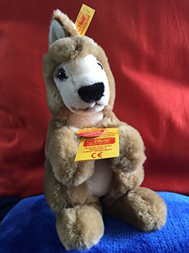 (Steiff Steiff Kagaroo, Kango Baby Kangaroo , Germany Am)