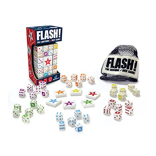 Flash  The Lightning Fast Game (Fast Card Games)