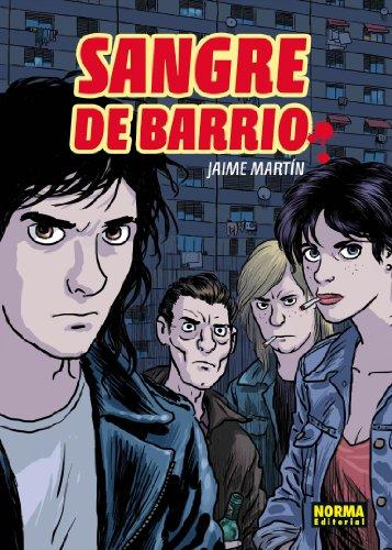 Descargar Libro Sangre De Barrio Jaime Martín