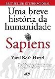 capa de Sapiens - Uma Breve História da Humanidade