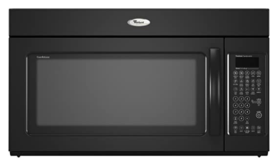 Amazon.com: Whirlpool ygmh6185 X VB: 1,8 ft. microwave-range ...