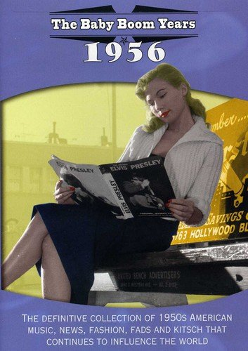 The Baby Boom Years: 1956 for sale  Delivered anywhere in USA
