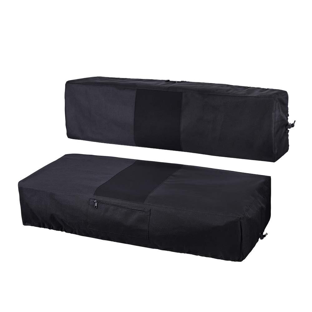 Super Amazon Com Utv Bench Seat Cover Set With Back Seat Cover Evergreenethics Interior Chair Design Evergreenethicsorg