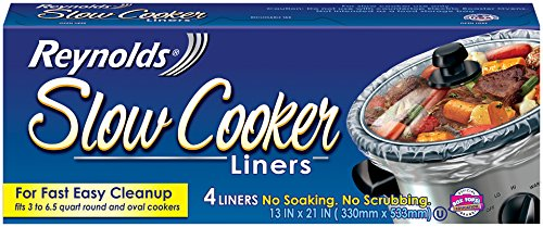 Reynolds Slow Cooker Liners (4 Count)