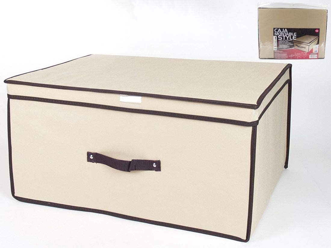 Gerimport Caja Montable Style 90g 60x45cm: Amazon.es: Hogar