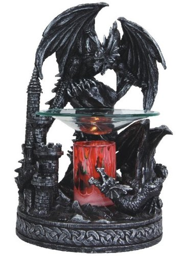 wolf electric candle warmer - 8