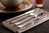 160 Polished- Silver Cutlery combo - 80 Forks - 40