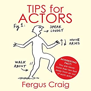 Tips for Actors Audiobook