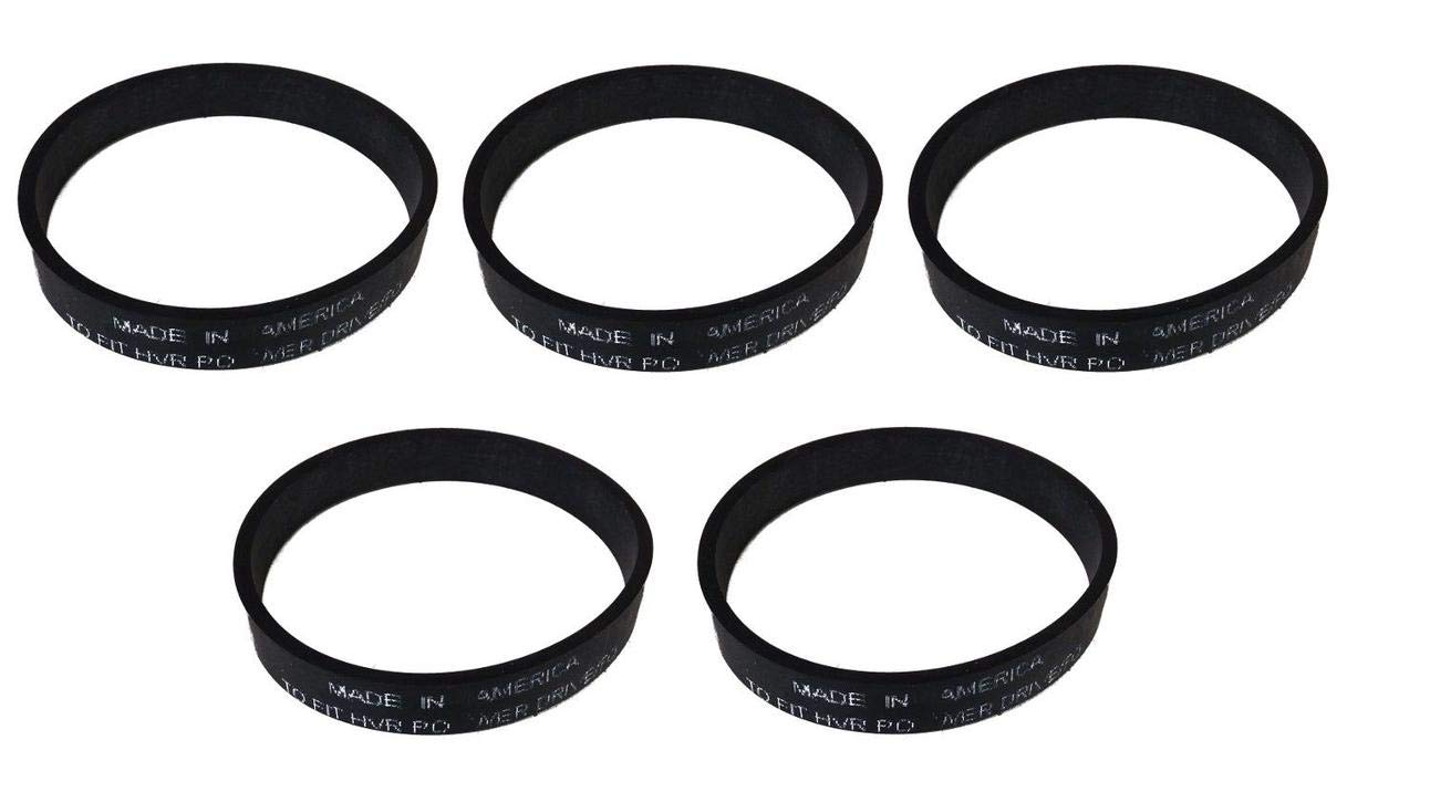 (Vacuum Parts) 5 Belts to fit Filter Queen Belt Size CA-96 for Power Nozzle - New