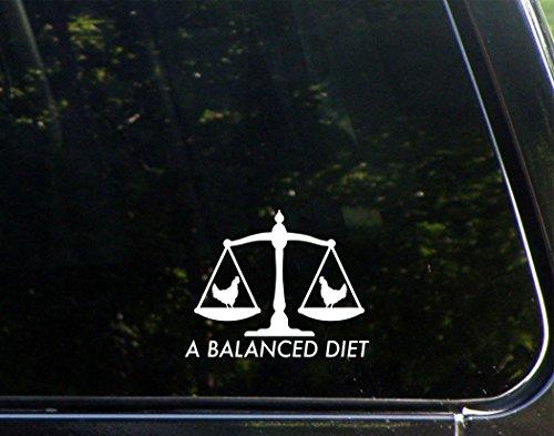 (A Balanced Diet (Chicken) - 4-1/2