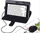 7 inch 60x LCD Low Vision Aids Digital Portable Mouse Video Magnifier with Wired Mouse