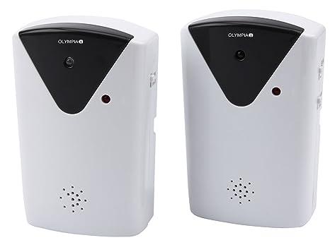 OLYMPIA IR 200, Barrera de rayo infrarrojo, con función de alarma y gong